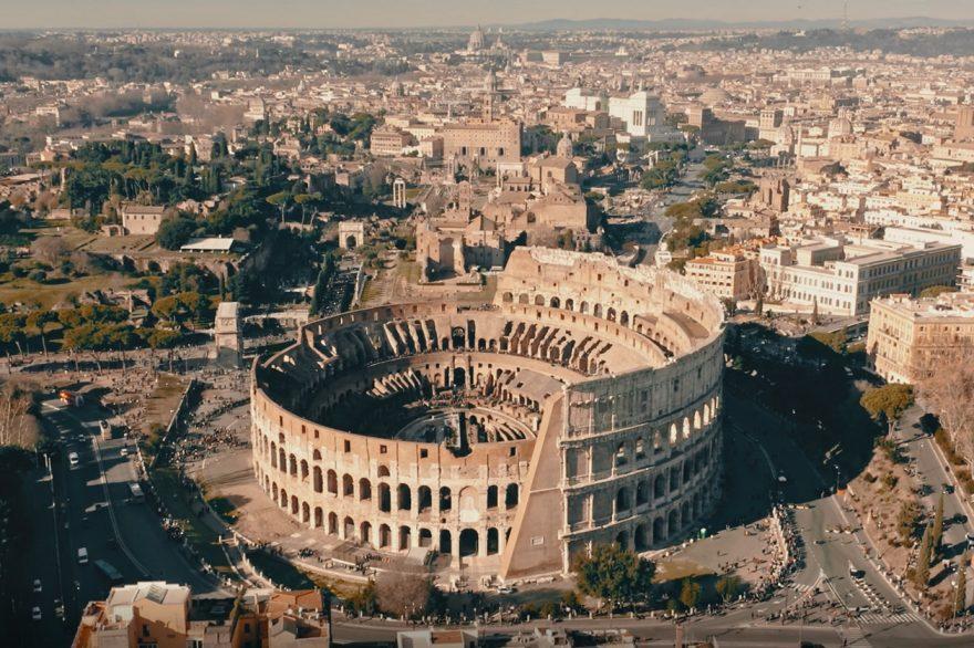 Colosseo Milan Ingegneriaa