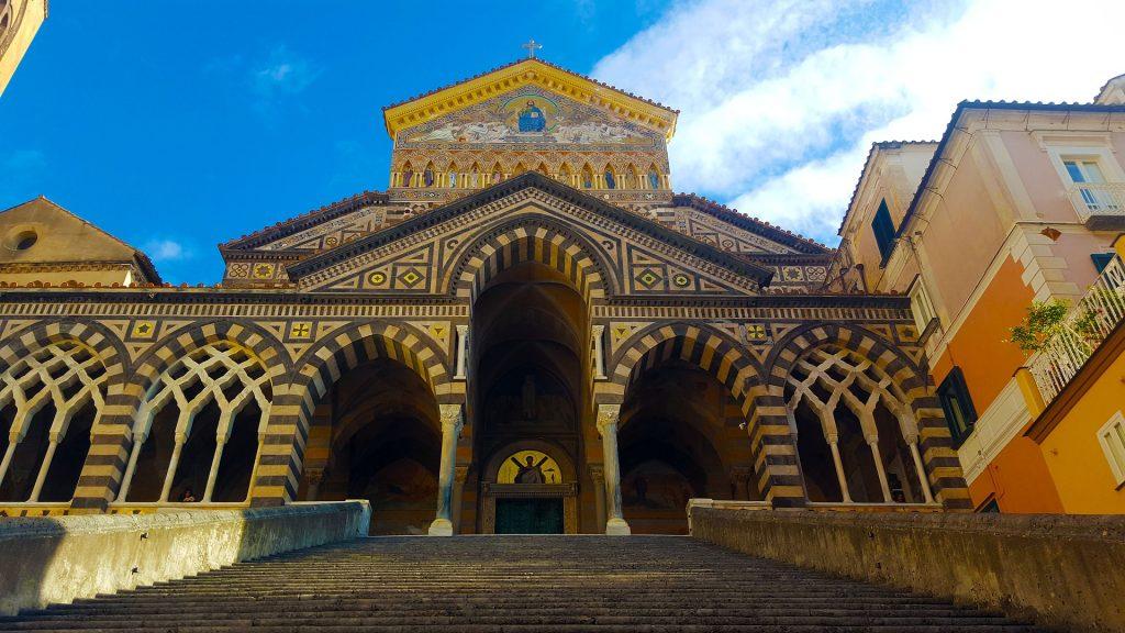 Costiera Amalfitana - Duomo Amalfi