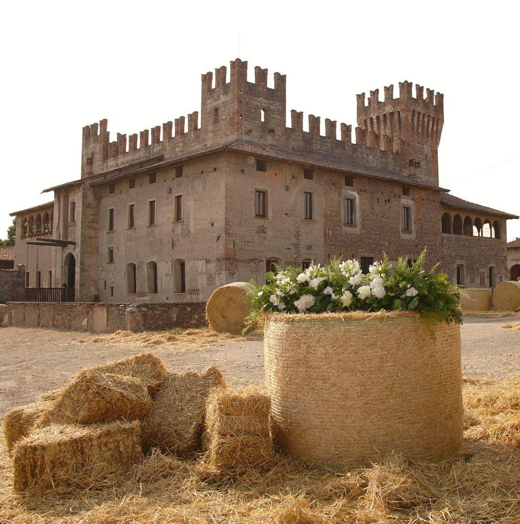Esterno del Castello di Malpaga