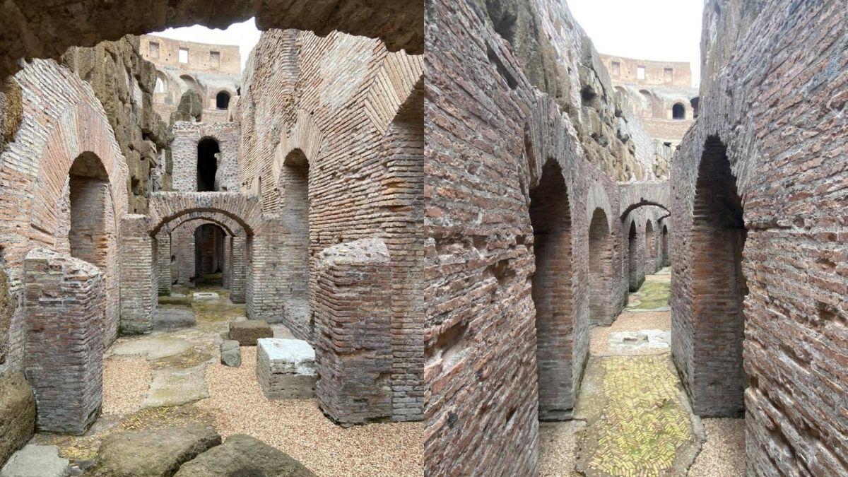 Ipogei del Colosseo
