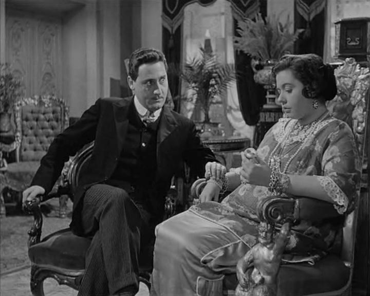 Alberto Sordi - Alberto Sordi ed Elena Gini in L'arte di arrangiarsi (1954)