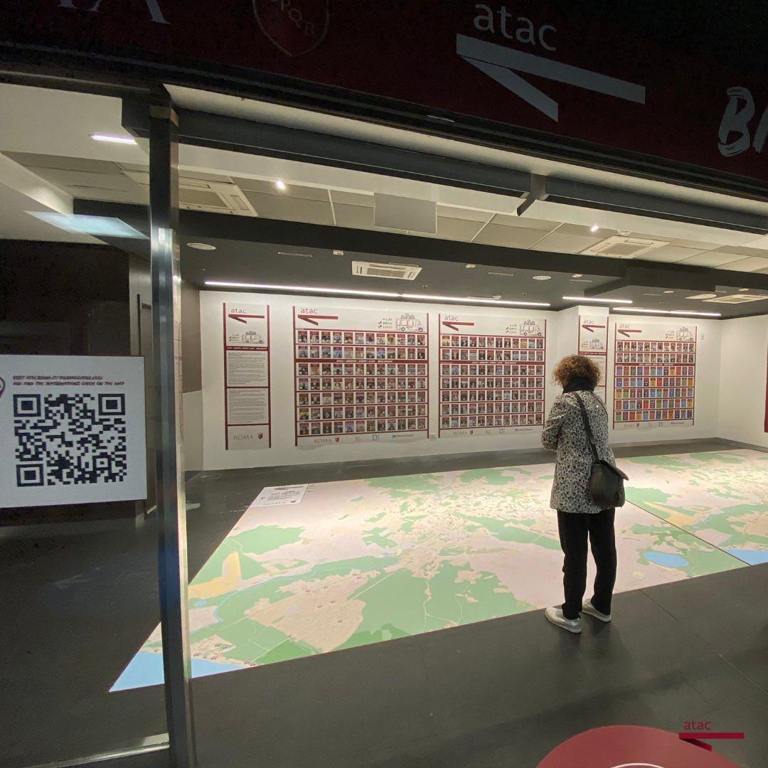 Libreria digitale a Roma - Atac