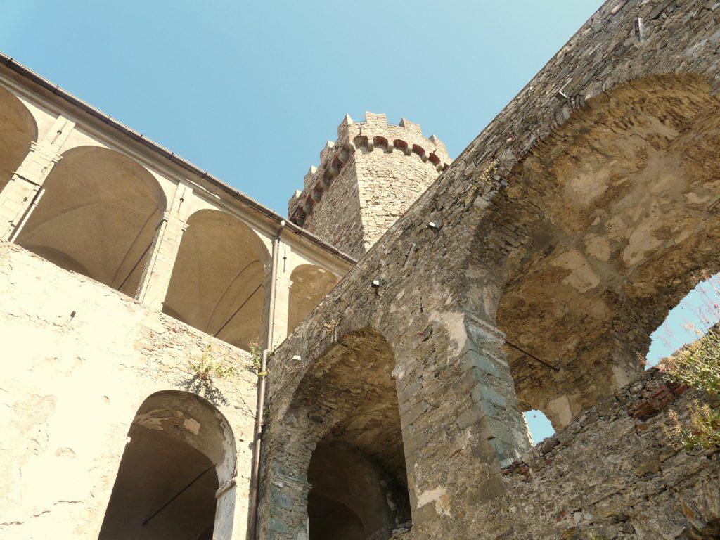 Loggiato Castello Malaspina - Fosdinovo