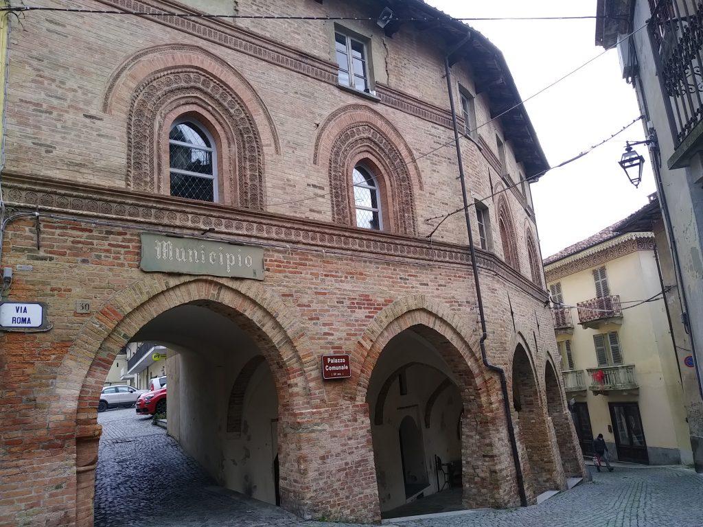 Palazzo del Comune di Cocconato