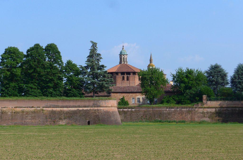 Sabbioneta - Le mura di Sabbioneta