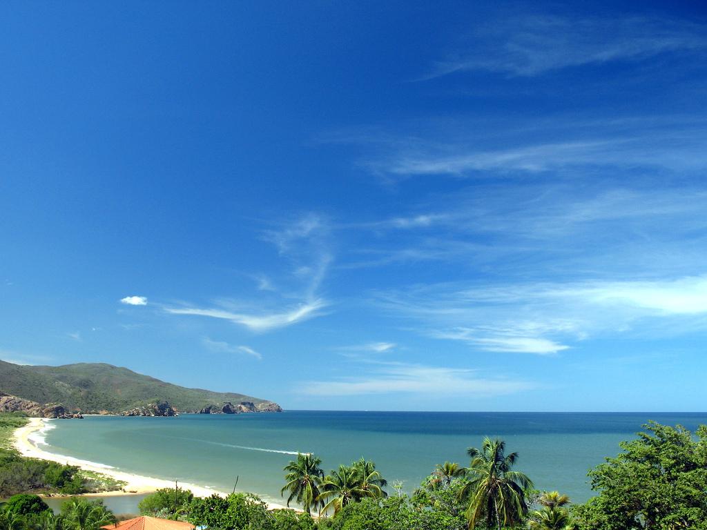 Cristoforo Colombo Venezuela - La spiaggia di Cumanà