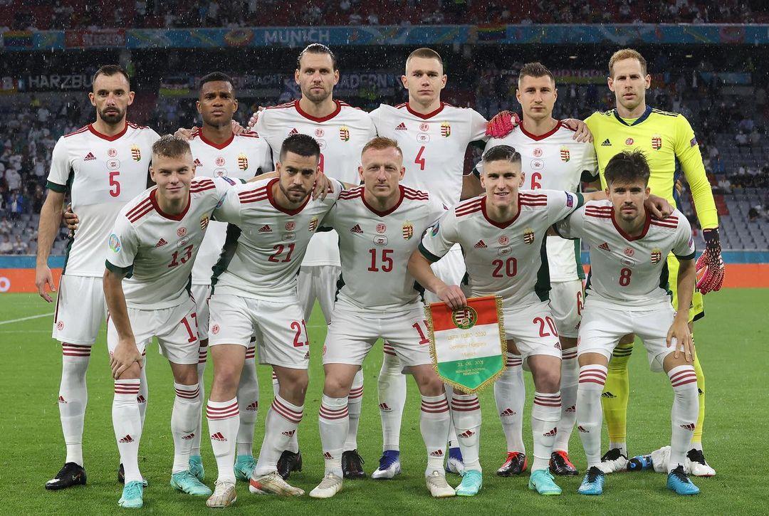 Ungheria - Euro 2020