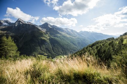 Valle Aurina paesaggio