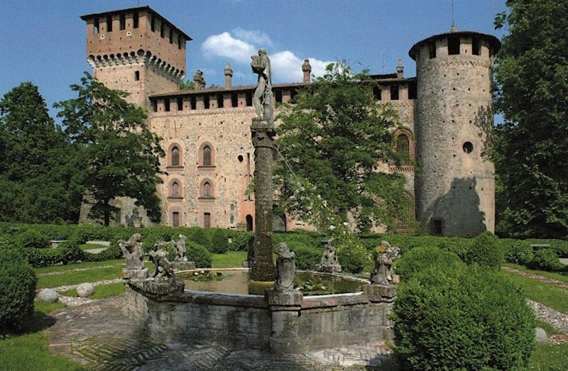 castello grazzano visconti-giardino