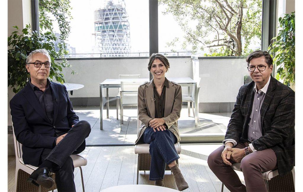 Giardino pensile più grande d'Europa - Stefano Boeri, Silvia Boccardi e Olivier François