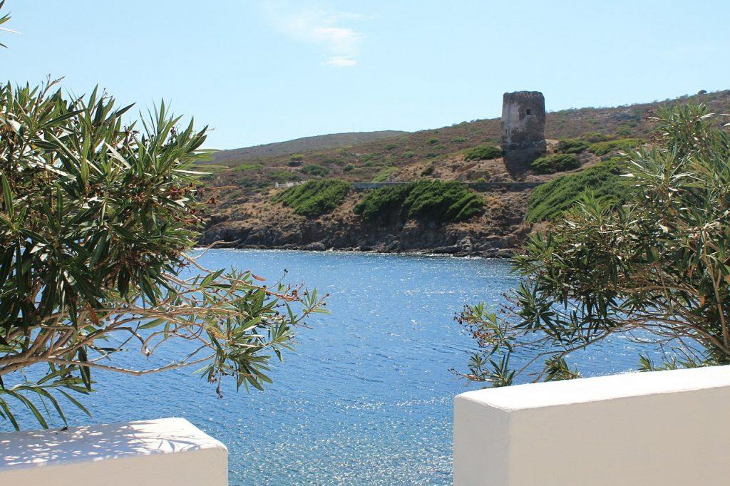 Eco-isole - il mare dell'isola di Asinara