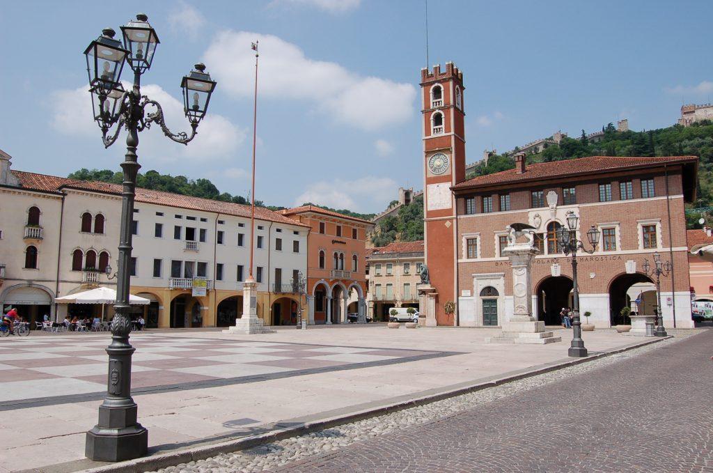 marostica - la piazza