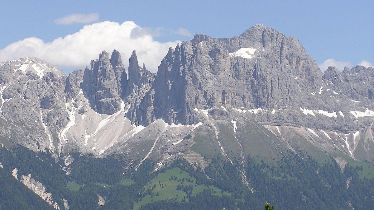 Monte Catinaccio