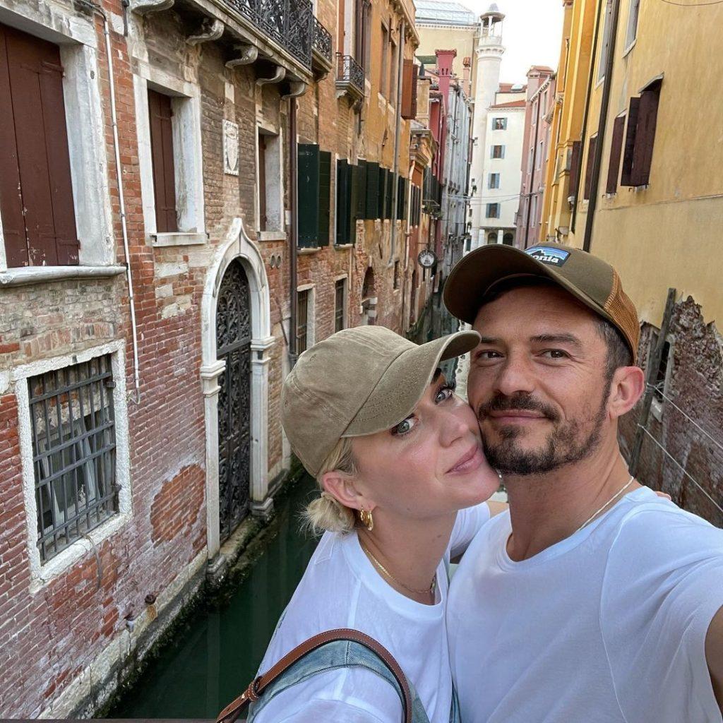 Jennifer Lopez - Orlando Bloom e Katy Perry a Venezia