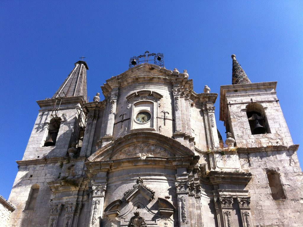 Petralia Soprana - Chiesa della Madonna di Loreto