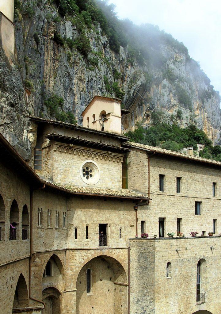 Subiaco - Monastero di San Benedetto