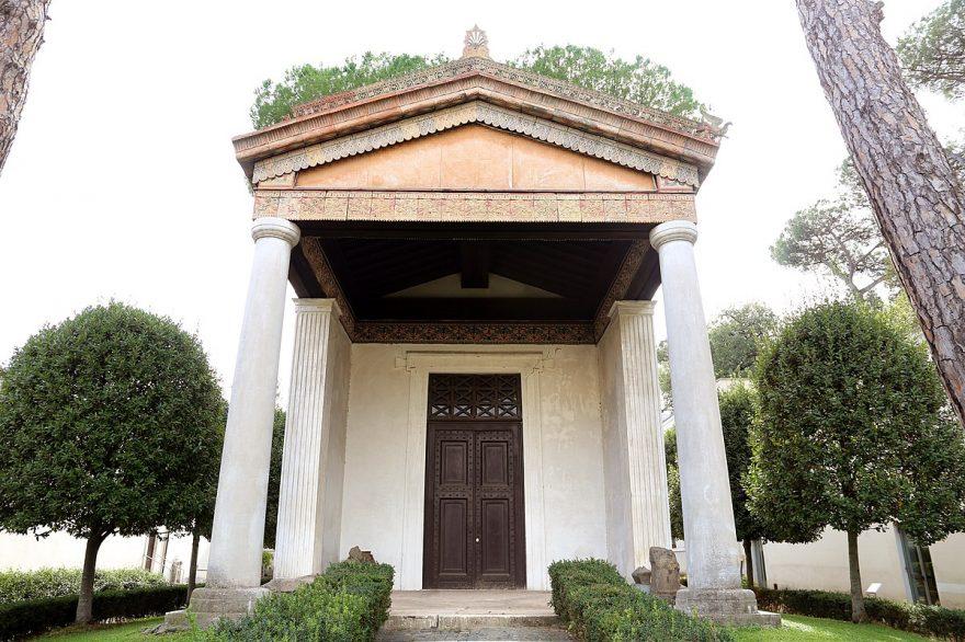tempio di alatri