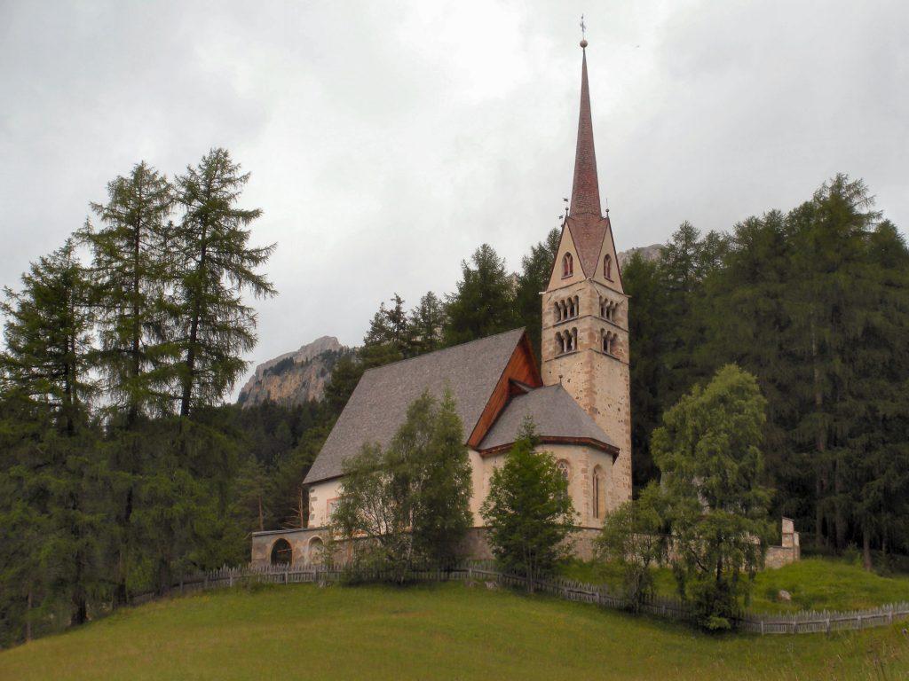 Vigo di Fassa - Chiesa di Santa Giuliana