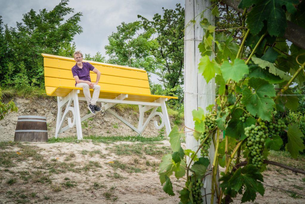 Cappella del Barolo - Big Bench Community Project