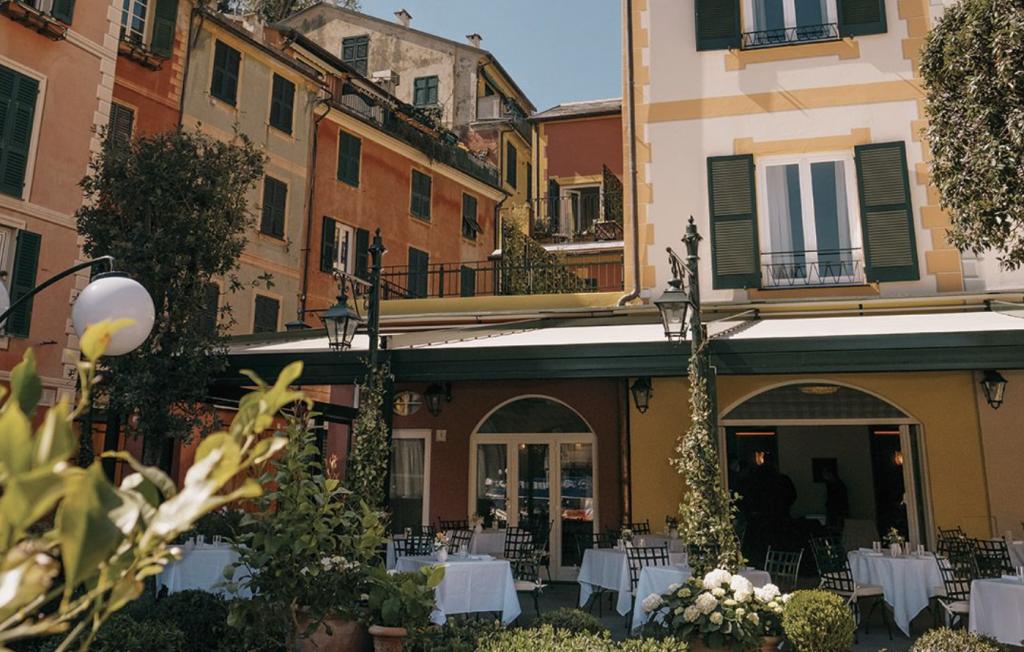 ristoranti all'aperto migliori d'Europa - DaV Mare, Portofino