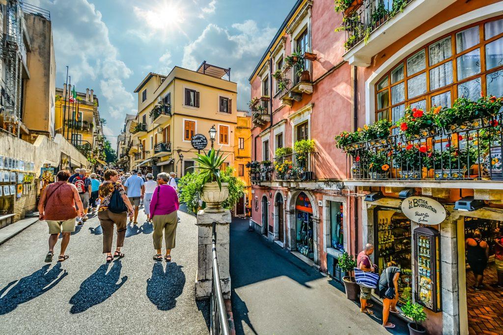 Venezia, la Sicilia e la Toscana conquistano il Time - Taormina