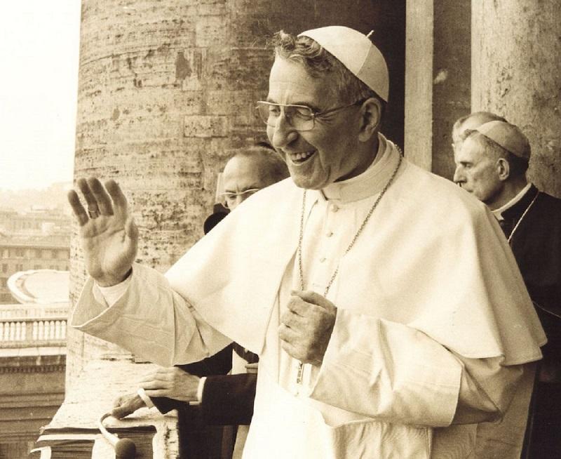 Papa Giovanni Paolo I - 26-agosto-saluto-ai-fedeli