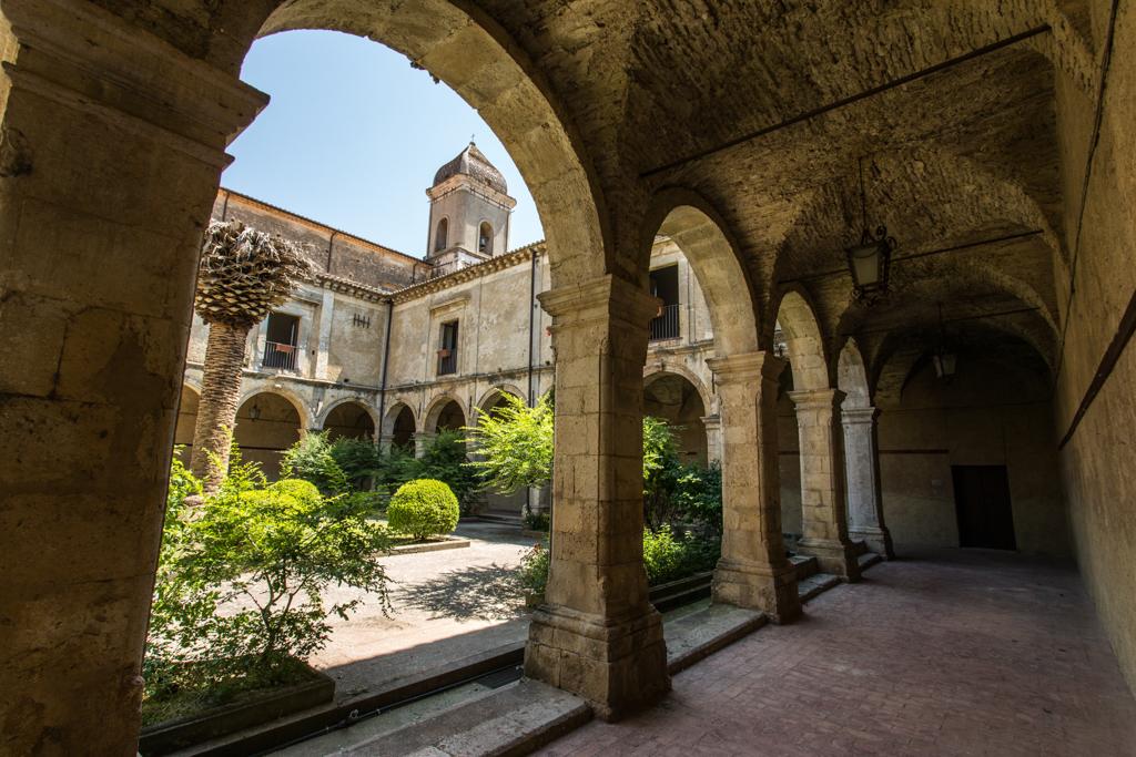Convento dei Frati Minimi, Altomonte