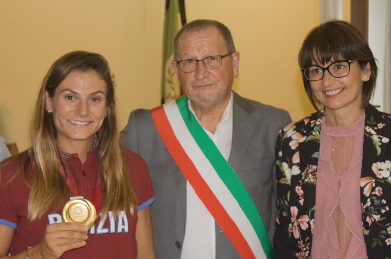 Bardello -  Con sindaco e vice