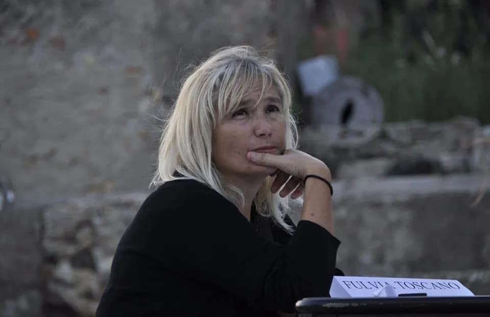 Fulvia Toscano, direttrice artistica NaxosLegge