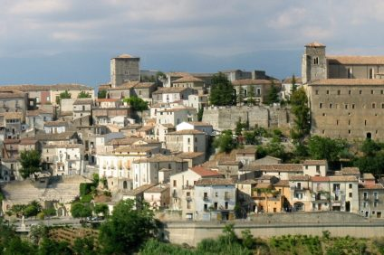 Panorama Altomonte