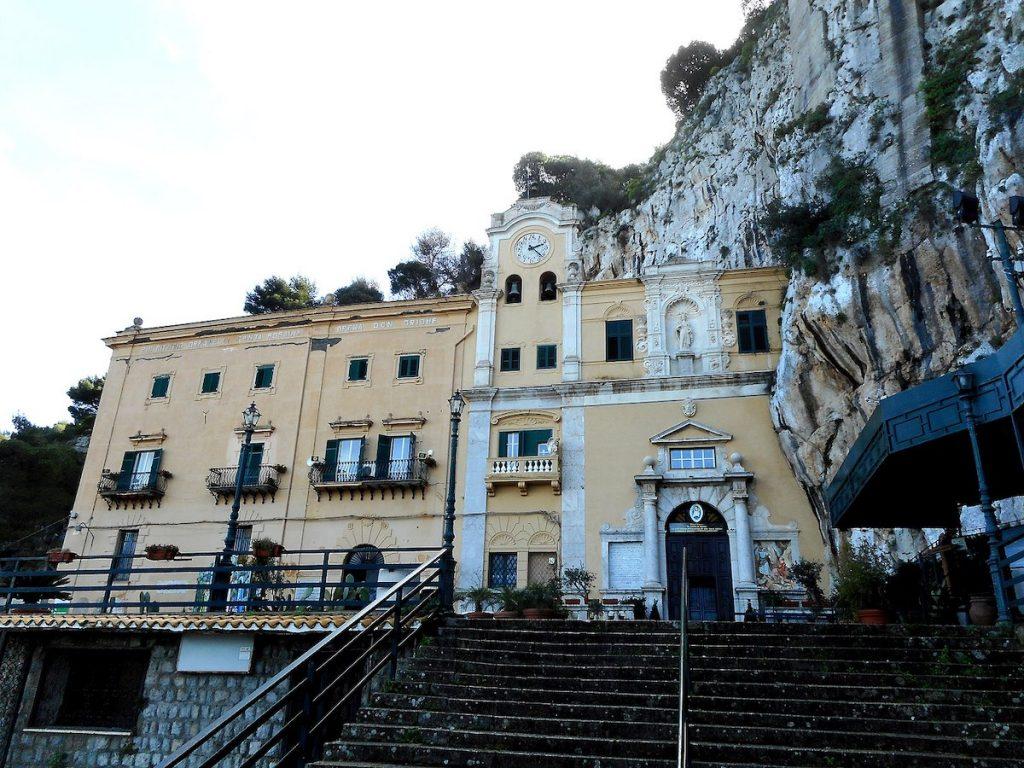 Santa Rosalia - Santuario di Monte Pellegrino