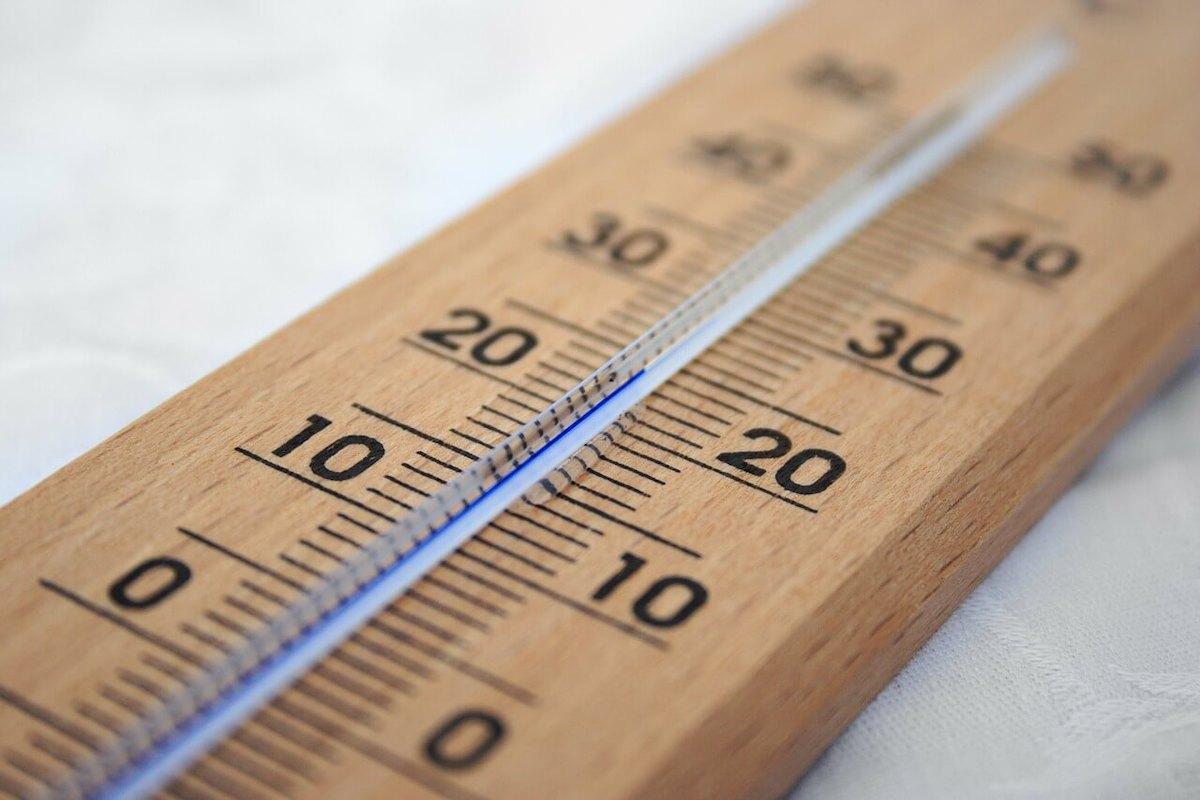Caldo record - Termometro gradi celsius