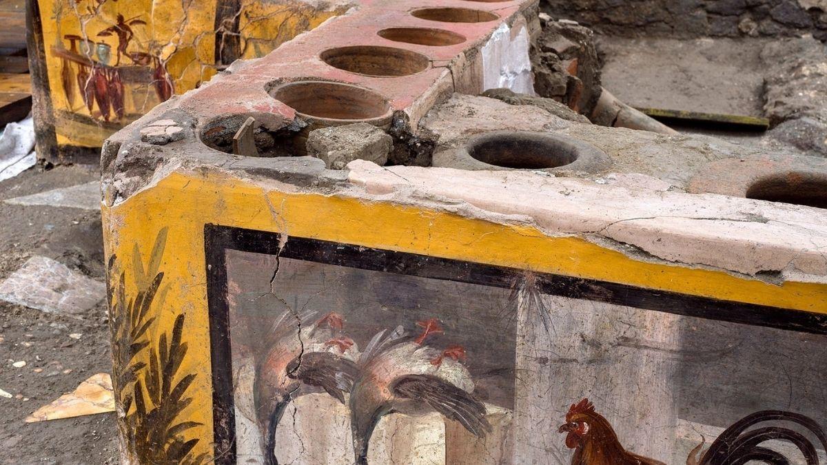 antica tavola calda di pompei