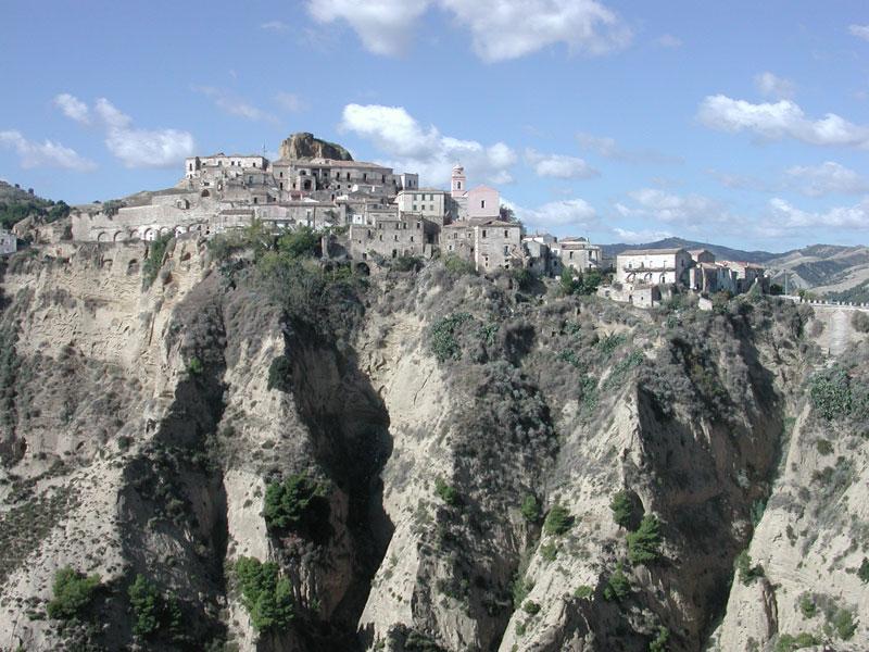Vista Tursi, Basilicata