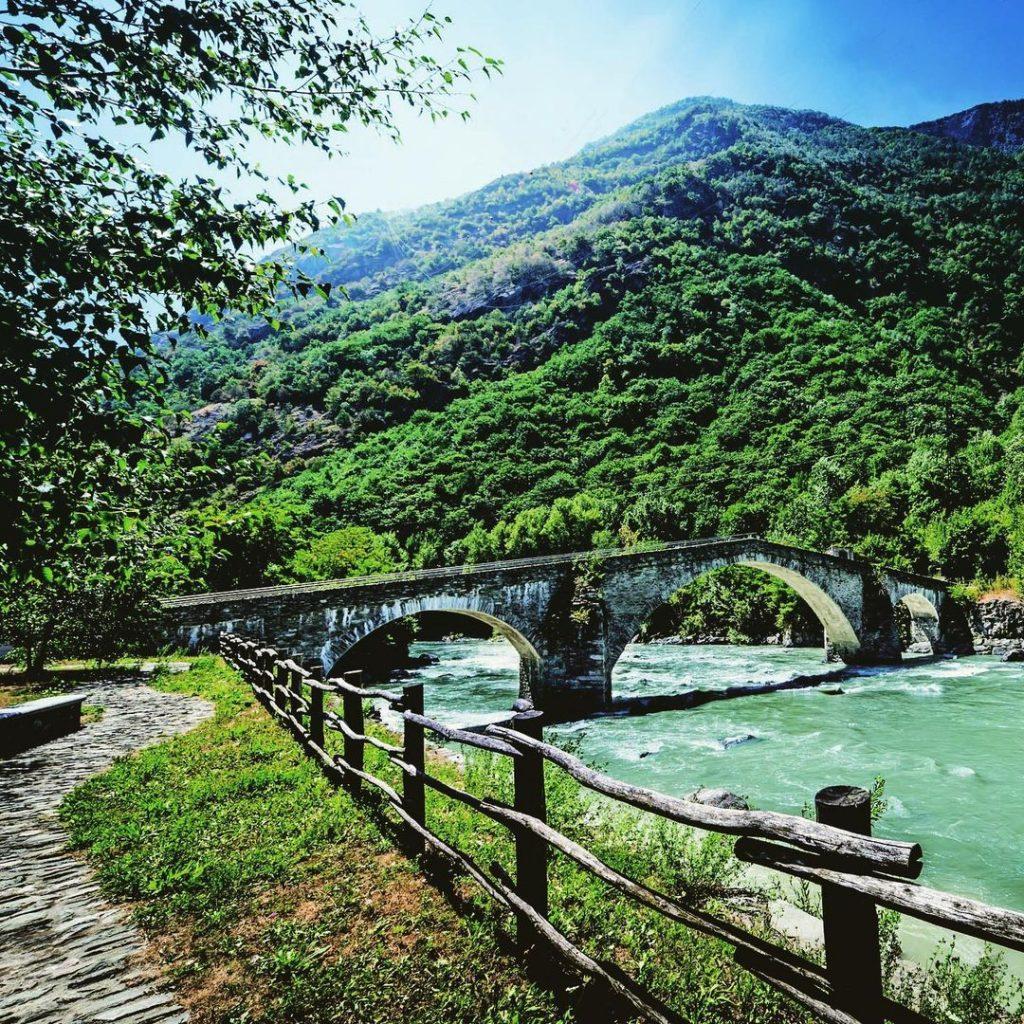 Arnad - Ponte di Echallod