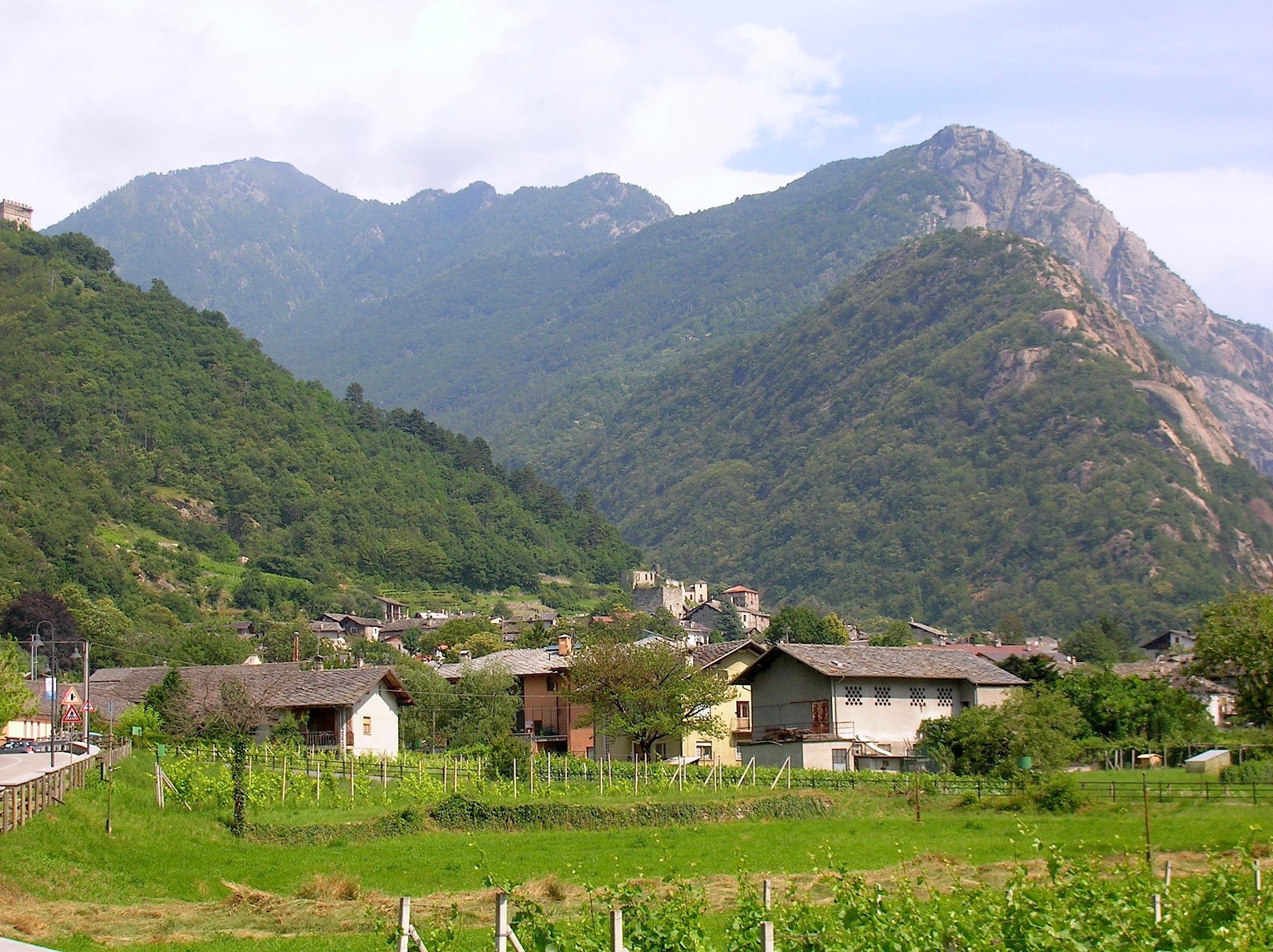 Arnad - Valle d'Aosta