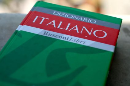 modi di dire della lingua italiana - dizionario italiano rusconi libri