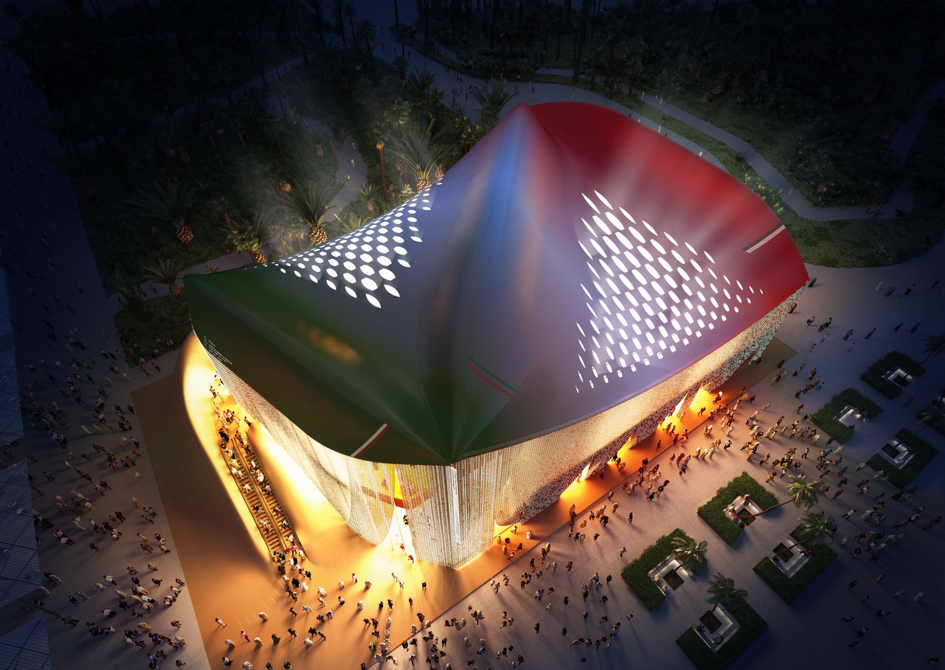 Expo 2020 - Padiglione Italia
