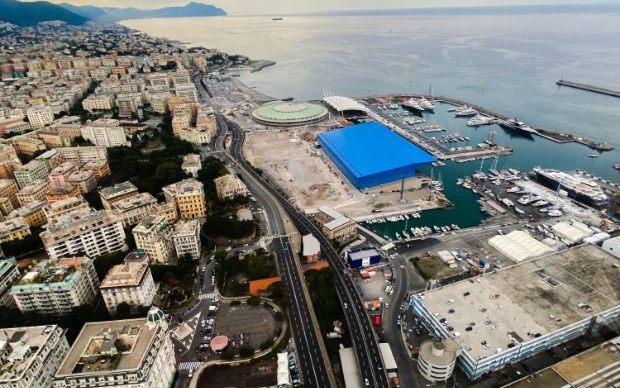Genoa progetto Waterfront