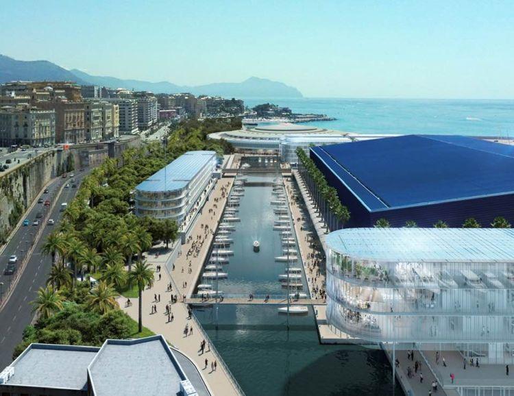 Genova - Canale porto