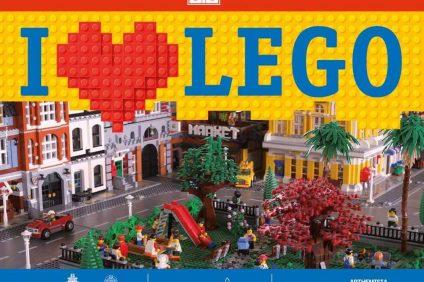 I Love Lego - mostra I Love Lego a Palazzo Albergati di Bologna