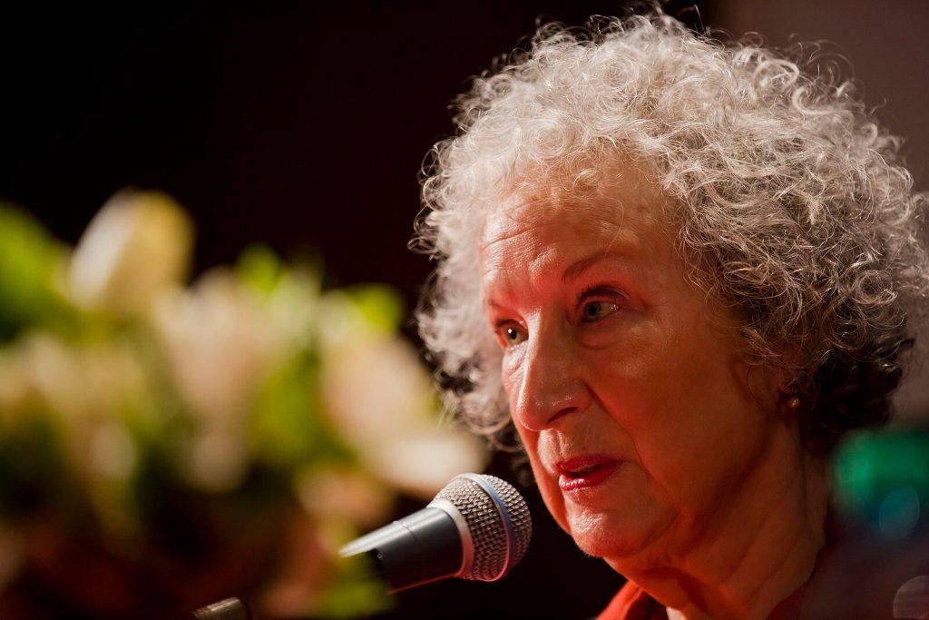 Salone del Libro di Torino 2021 - Margaret Atwood alla Biblioteca Nacional Argentina