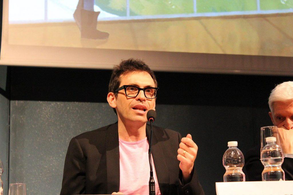 Nicola Lagioia al Salone del Libro di Torino 2018