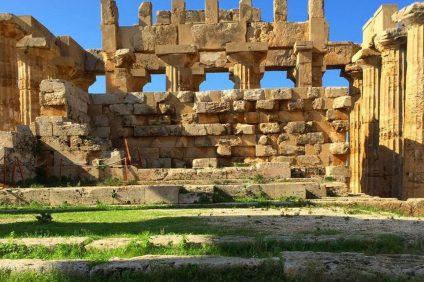 Sicilia - Parco Archeologico Selinunte