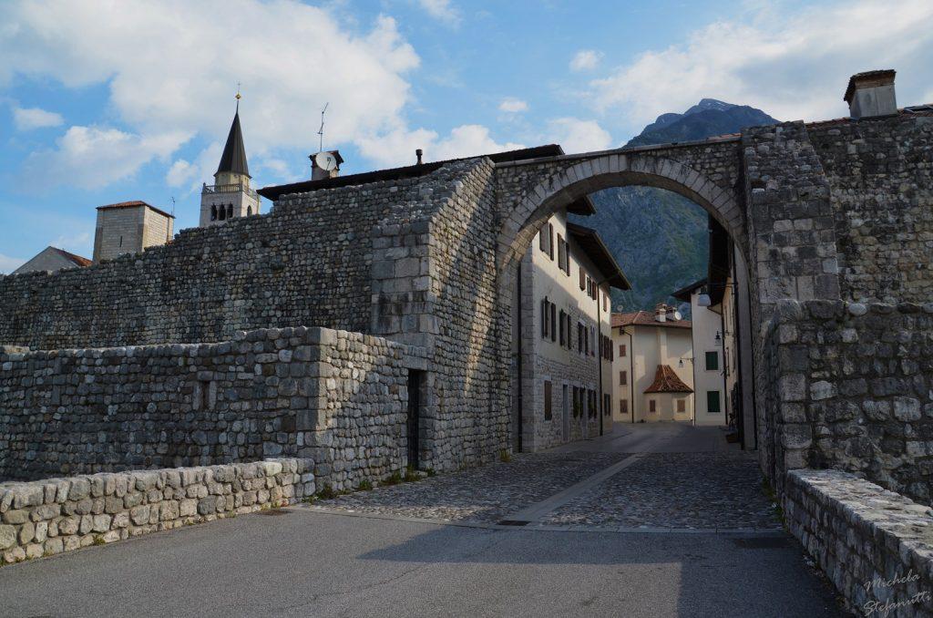 Venzone Porta sud