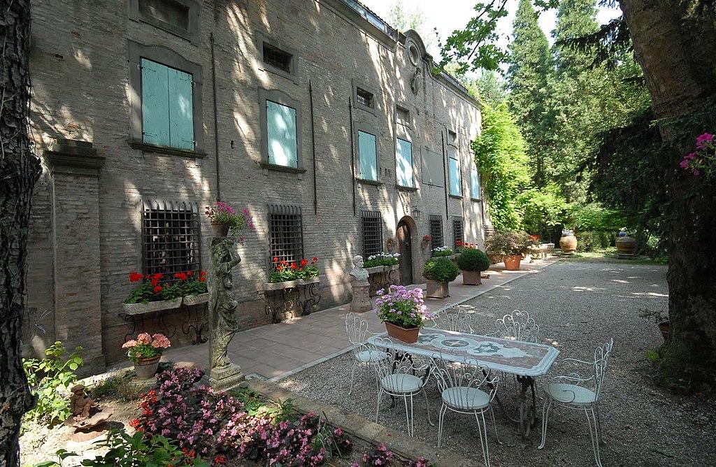 Bagnara di Romagna - Villa Morsiani