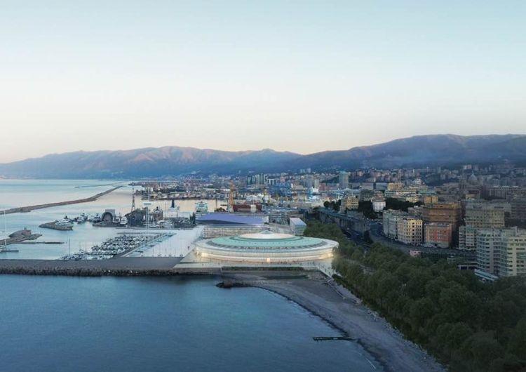 Waterfront Genova