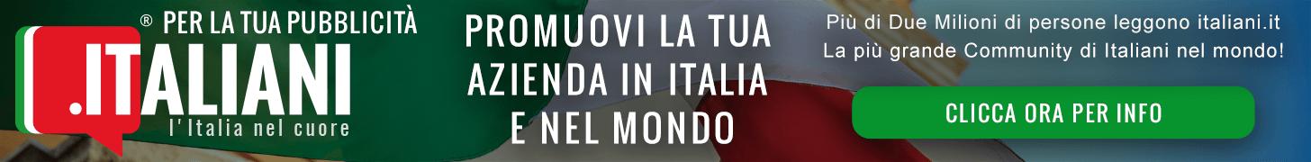Promuovi la tua azienda in Italia e nel Mondo