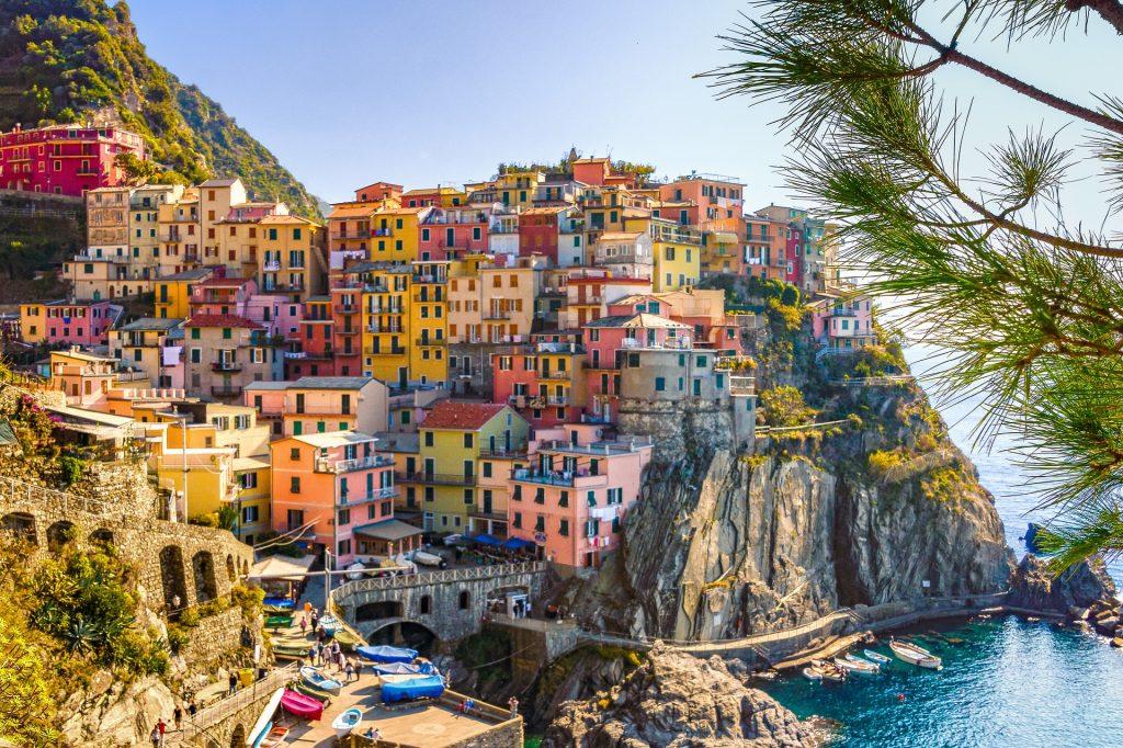 Borghi più belli del mondo - Cinque Terre