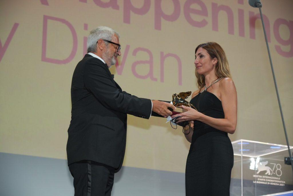 premiazione cinema di venezia
